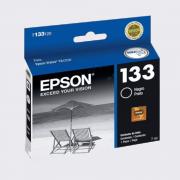 Cartucho de Tinta 133 Preto 7ml Epson