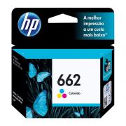 Cartucho de Tinta 662 Colorido 2ml HP