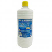 Cola Líquida Branca 1Kg New Magic GR Química