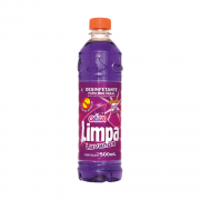 Desinfetante Multiuso 500mL Lavanda Gota Limpa