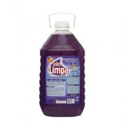 Desinfetante Multiuso 5L Lavanda Gota Limpa