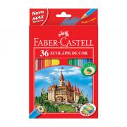 Ecolápis de Cor 36 Cores Faber Castell