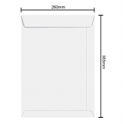 Envelope 260mm x 365mm 75g 6377 Ipecol