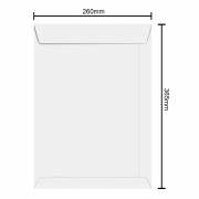Envelope 260mm x 365mm 90g 6467 Ipecol
