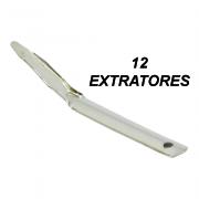 Extrator de Grampo Inox 12 und Carbrink