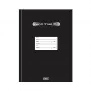 Livro de Movimentação de Combustíveis Capa Dura - 100 Folhas Tilibra