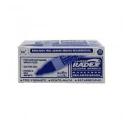 Marcador de Quadro Branco Azul 12 und Radex