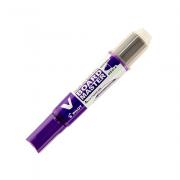 Marcador de Quadro Branco Recarregável WBMA Violeta Pilot