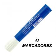 Marcador de Quadro Branco WBM7 Azul 12 und Pilot