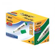 Marcador para Quadro Branco Recarregável Verde 12 und Bic Marking