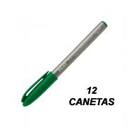 Marcador para Retroprojetor 1.0mm Verde 12 und Pilot
