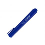 Marcador Permanente Azul BRW