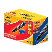 Marcador Permanente Recarregável Azul 12 und Bic Marking