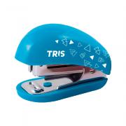Mini Grampeador 12 Folhas 26/6 Quicky Tris