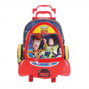 Mochila Escolar Grande com Rodas Toy Story Premim Dermiwil