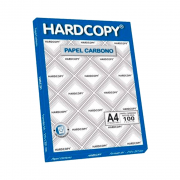 Papel Carbono A4 Azul Hardcopy