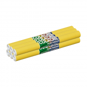 Papel Contact Amarelo 45cm x 10m Colacril 6 Unidades