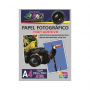 Papel Fotográfico High Adesivo A4 135gr 20 folhas Off Paper