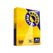 Papel Sulfite A4 Branco 75g 500 folhas Magnum Digital