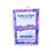 Papel Toalha Interfolha 20cm x 20cm 1000 Folhas Ametista
