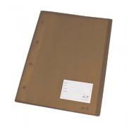 Pasta Catálogo Ofício Com 10 Envelopes 1037 Fumê ACP