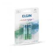 Pilha Alcalina AA 2 und Elgin