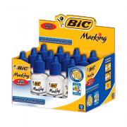 Refil de Marcador para Quadro Branco 20mL Azul 12 und Bic