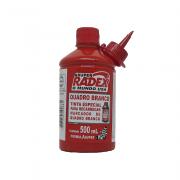 Refil de Marcador Quadro Branco 500mL Vermelho Radex