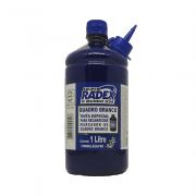 Refil de Tinta para Marcador de Quadro Branco 1L Azul Radex