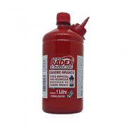 Refil de Tinta para Marcador de Quadro Branco 1L Vermelho Radex