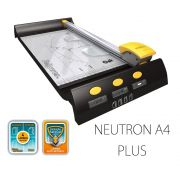 Refiladora Rotativa Fellowes Neutron Plus A4