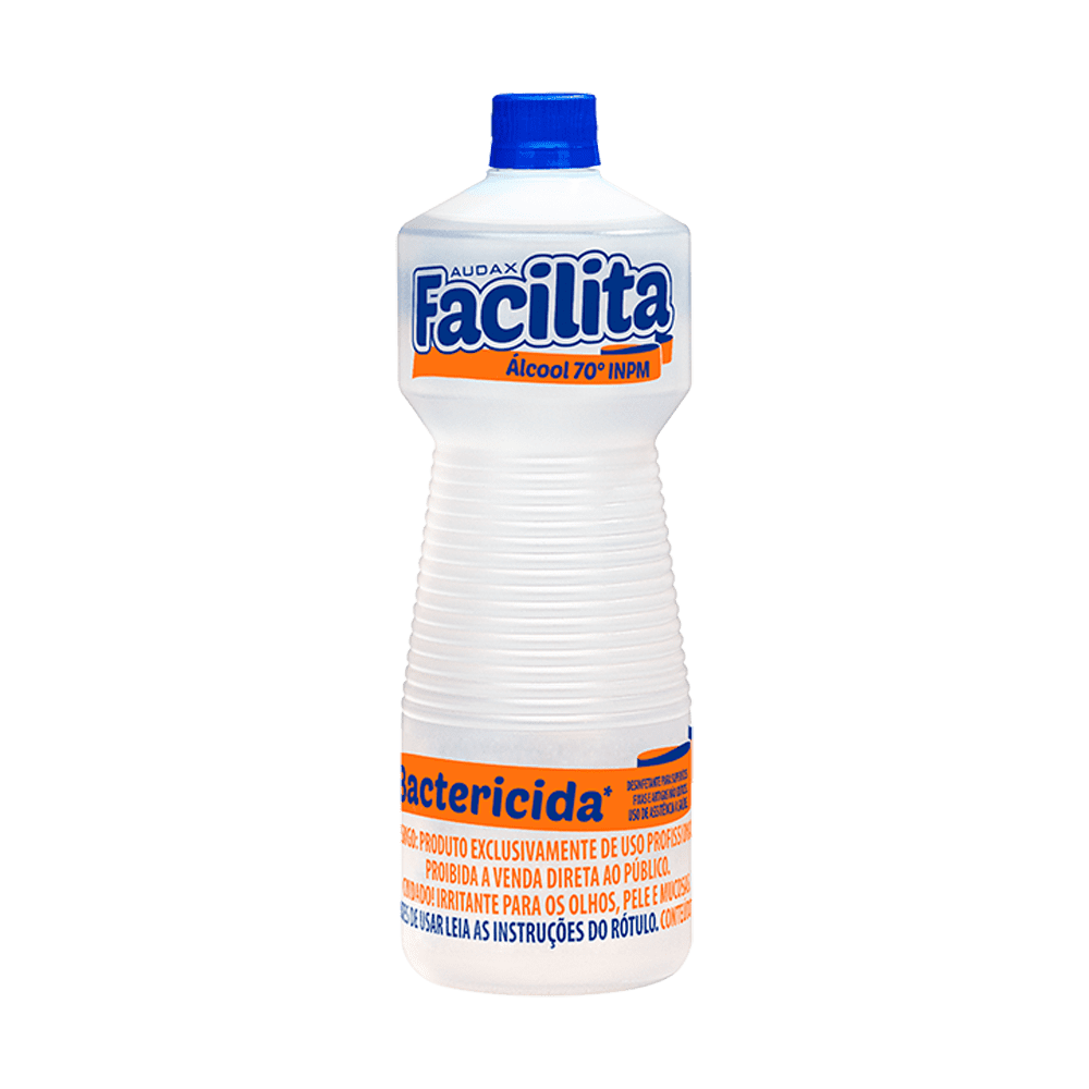 Álcool 70º 1L Facilita