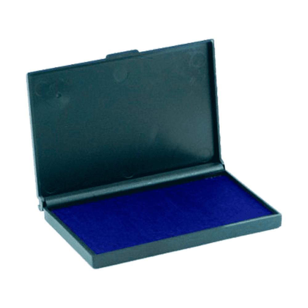 Almofada de Carimbo N° 3 Azul Carbrink