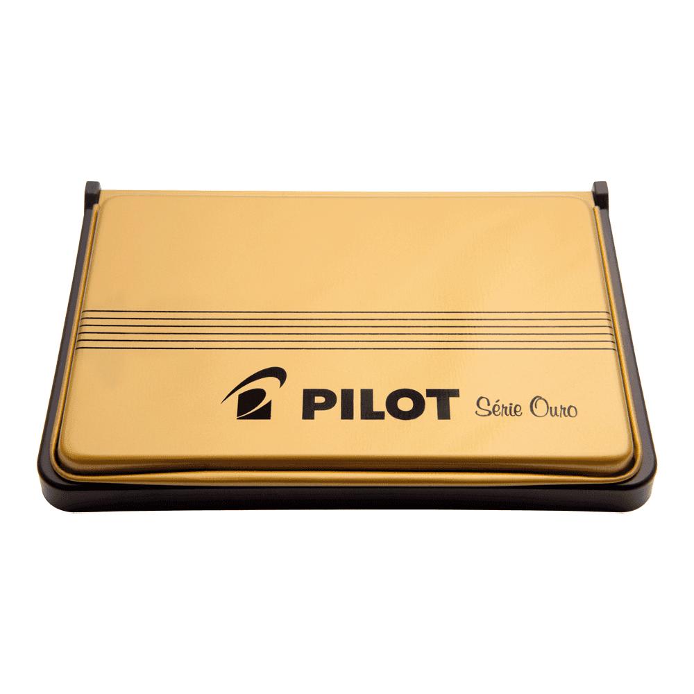 Almofada para Carimbo N°3 Preto Pilot