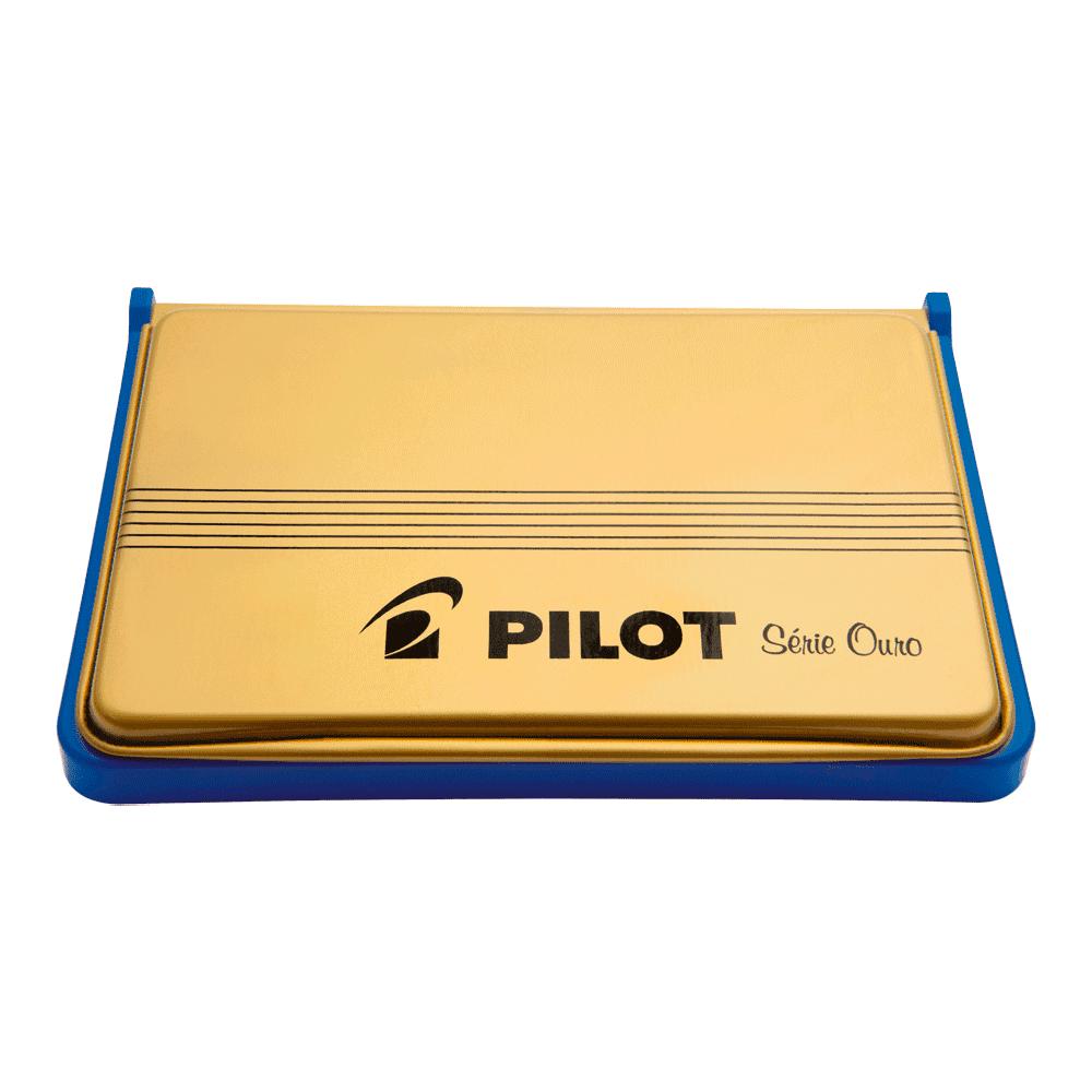 Almofada para Carimbo N° 3 Azul Pilot