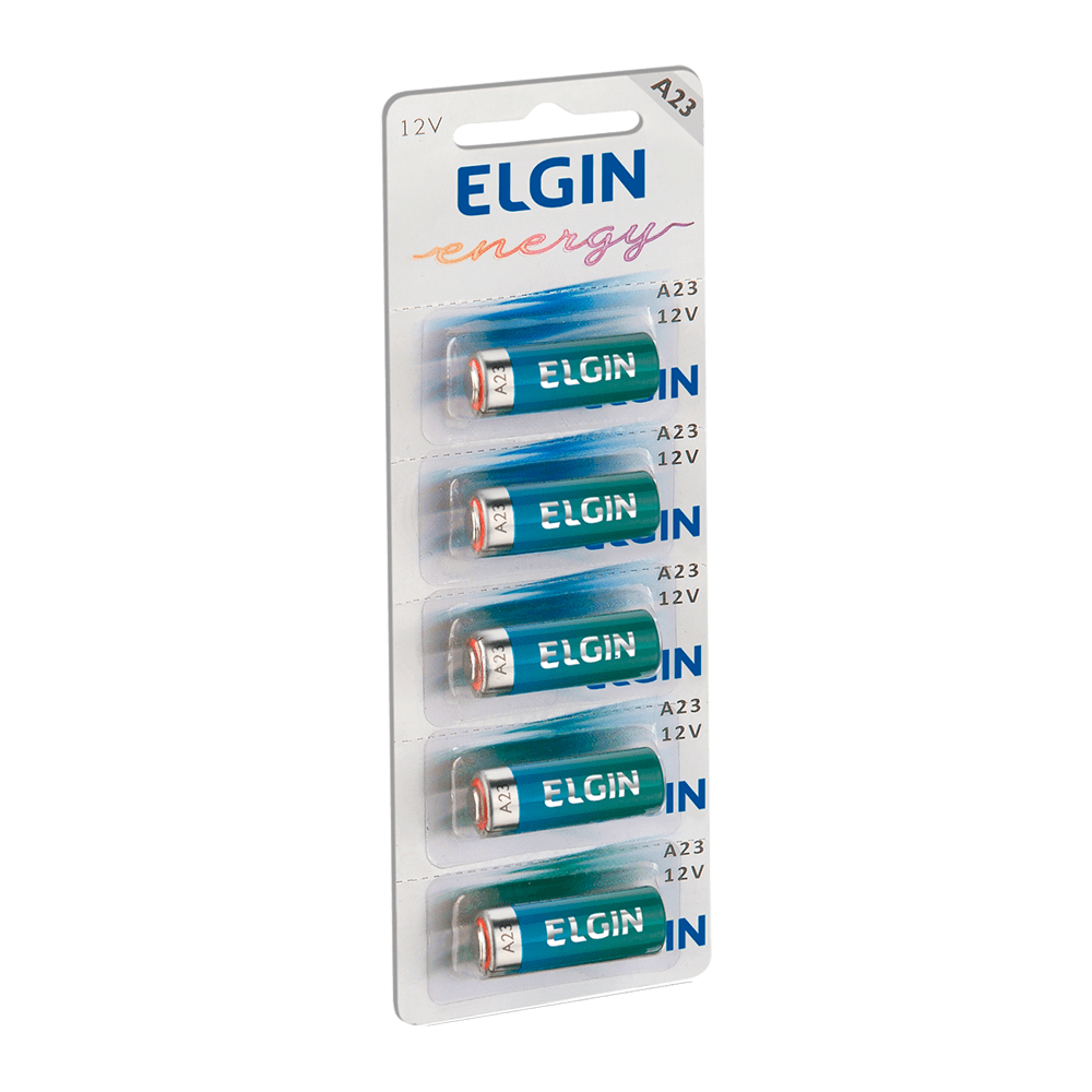 Bateria de Lítio 12V 5 und 23A Elgin