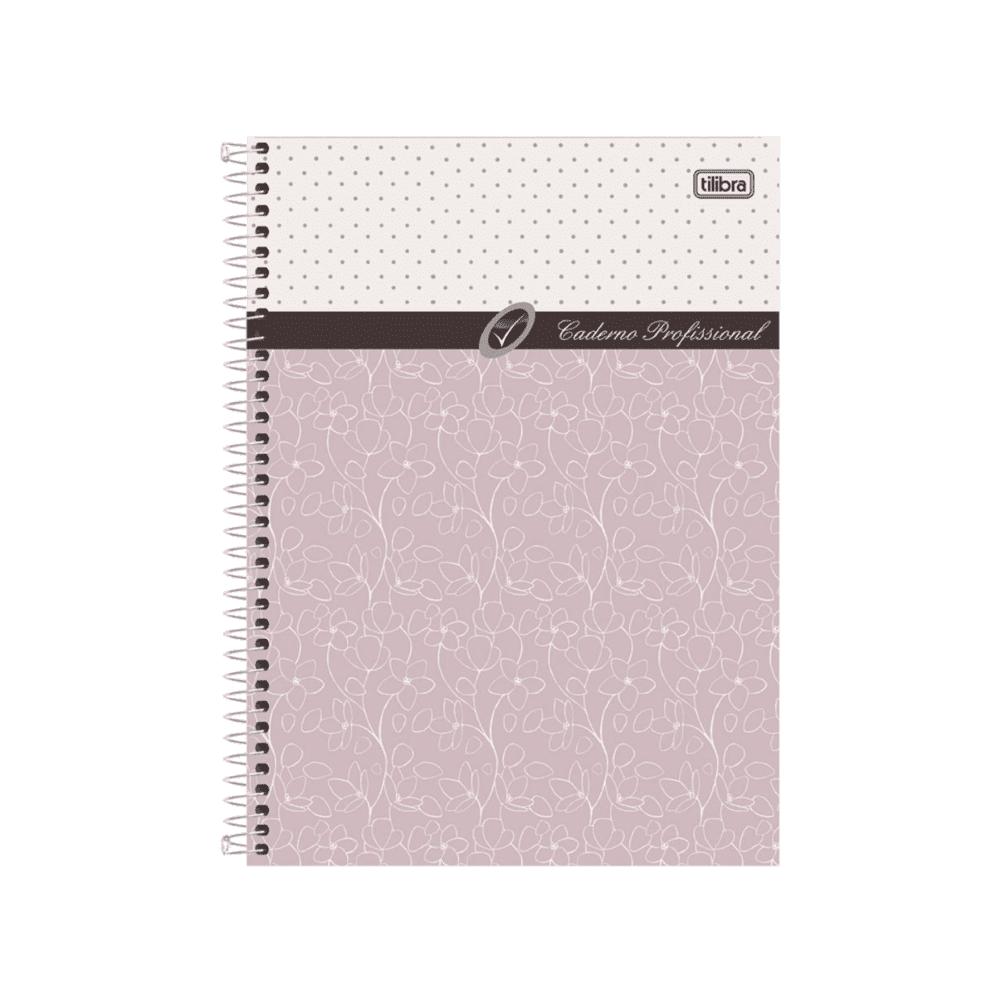 Caderno Executivo da Secretária 100 Folhas Organizer Tilibra