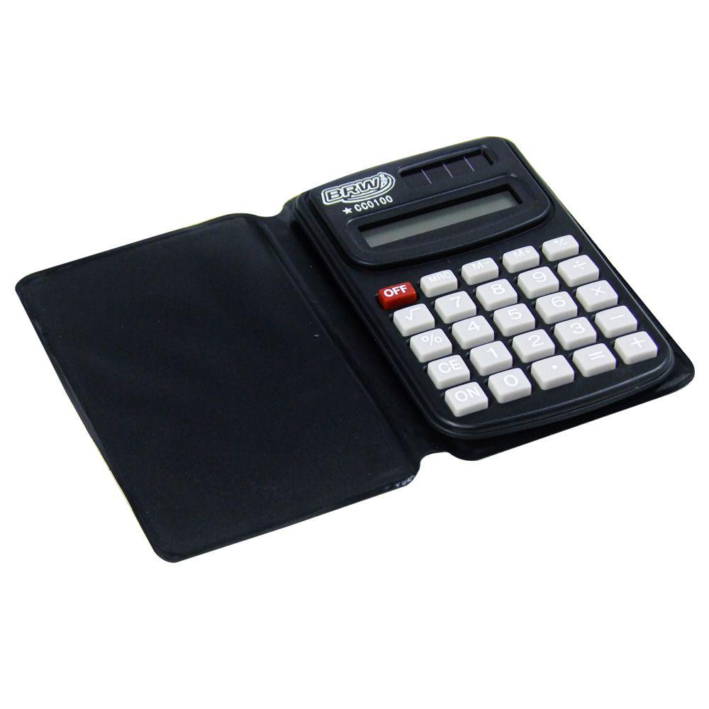 Calculadora de Bolso 8 Dígitos CC0100 BRW