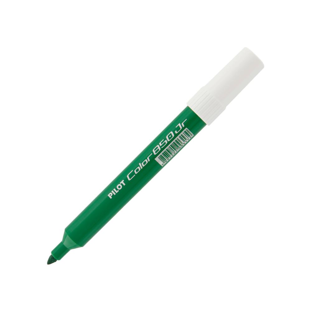 Caneta Hidrográfica Pilot Color 850 Jr Verde C/ 12 und