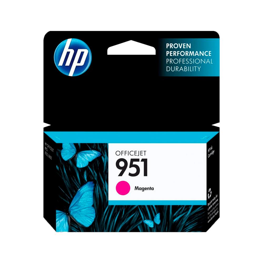 Cartucho de Tinta 951 Magenta 8ml HP