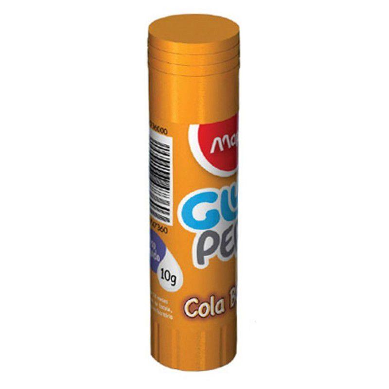 Cola Bastão 10gr Lavável Glue'Peps Maped