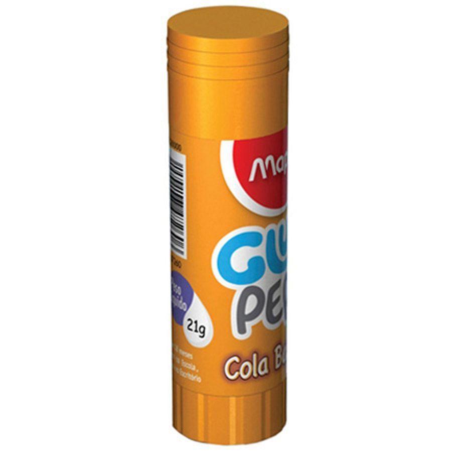 Cola Bastão 21gr Lavável Glue'Peps Maped