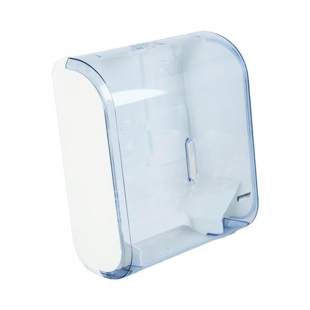 Dispenser de Papel Múltiplo Glass Azul Urban Premisse