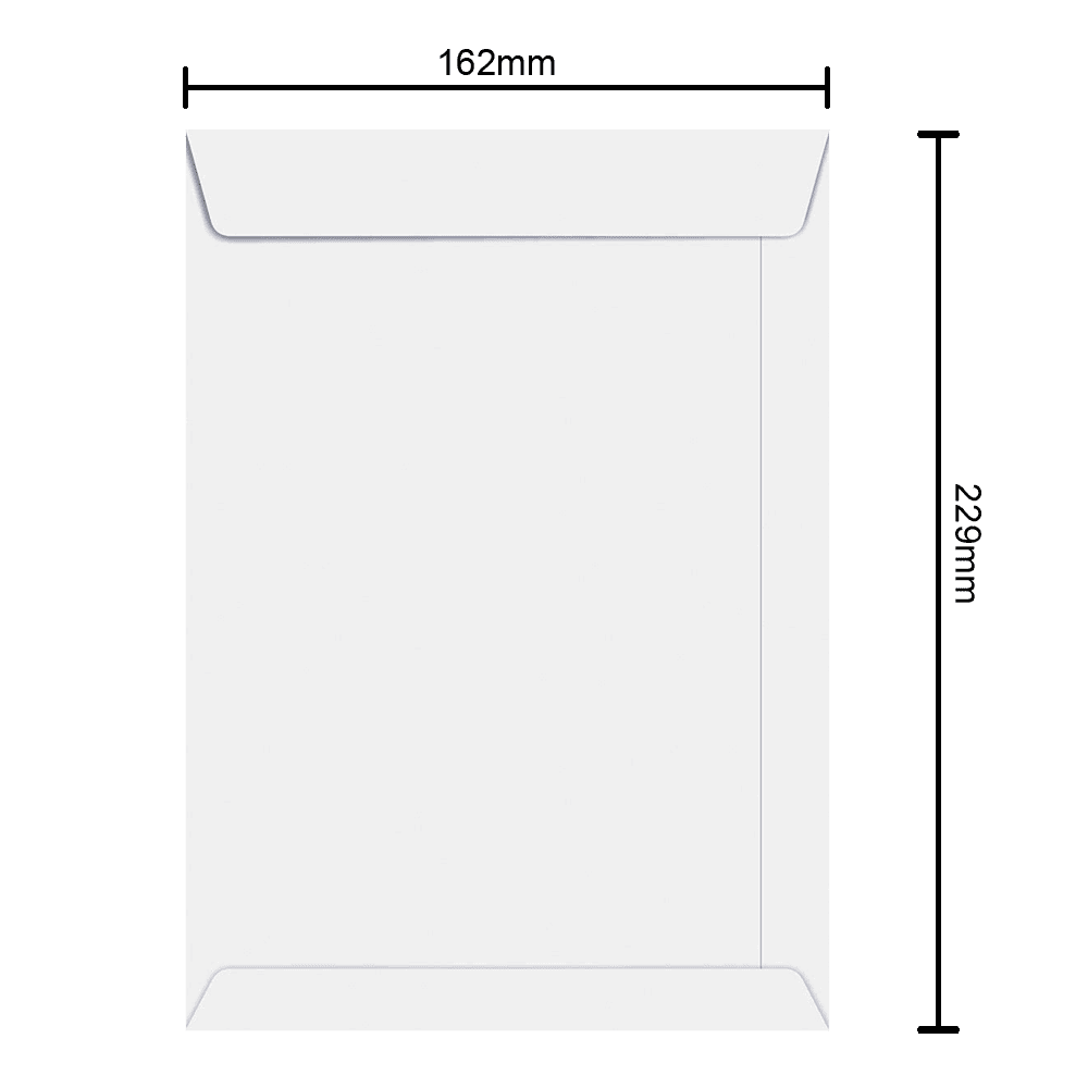 Envelope 162mm x 229mm 75g 6371 Ipecol