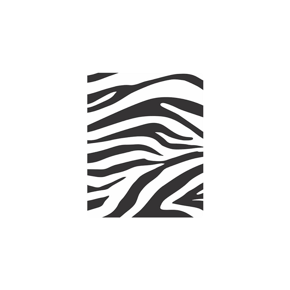 EVA Estampado 400mm x 500mm Zebra 1.5mm BRW