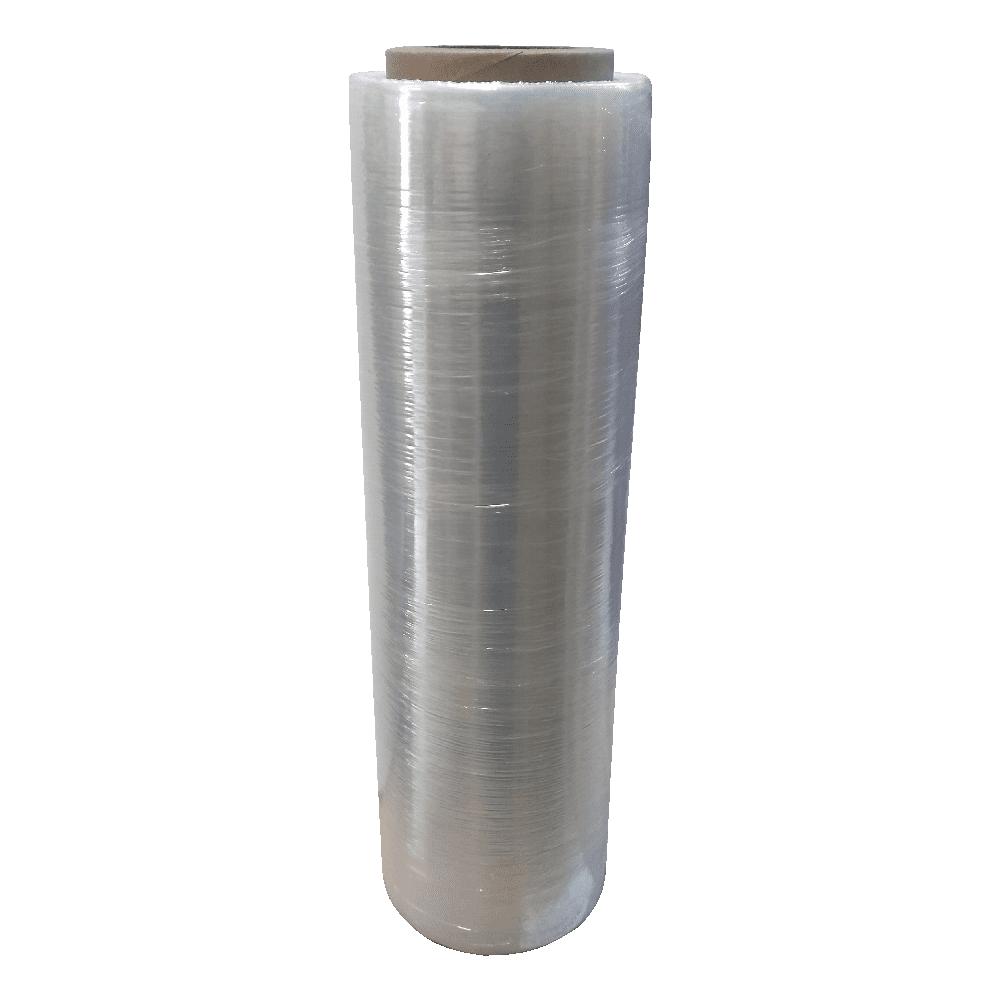 Filme Stretch Virgem 500 mm x 23 micras 4,8kg Plastiweber
