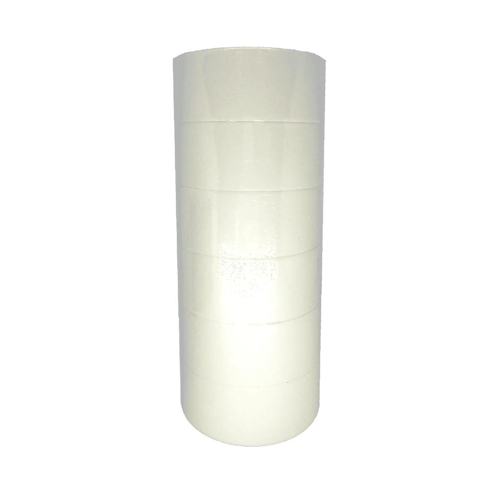 Fita Crepe 45 mm x 50 m Branco 6 und NeoMundi