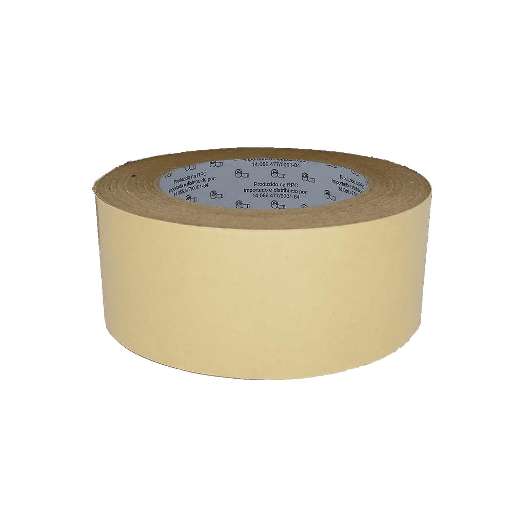 Fita Kraft Lisa 50mm x 50m Marrom NeoMundi