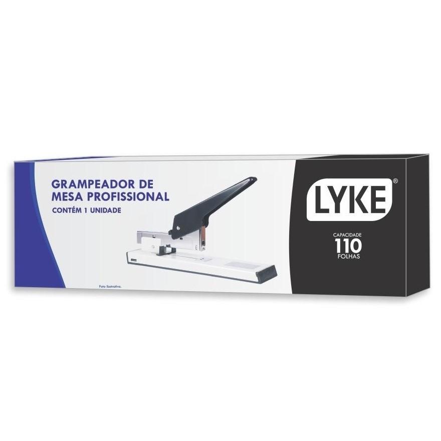 Grampeador para 110 Folhas Profissional LO101-438 Lyke