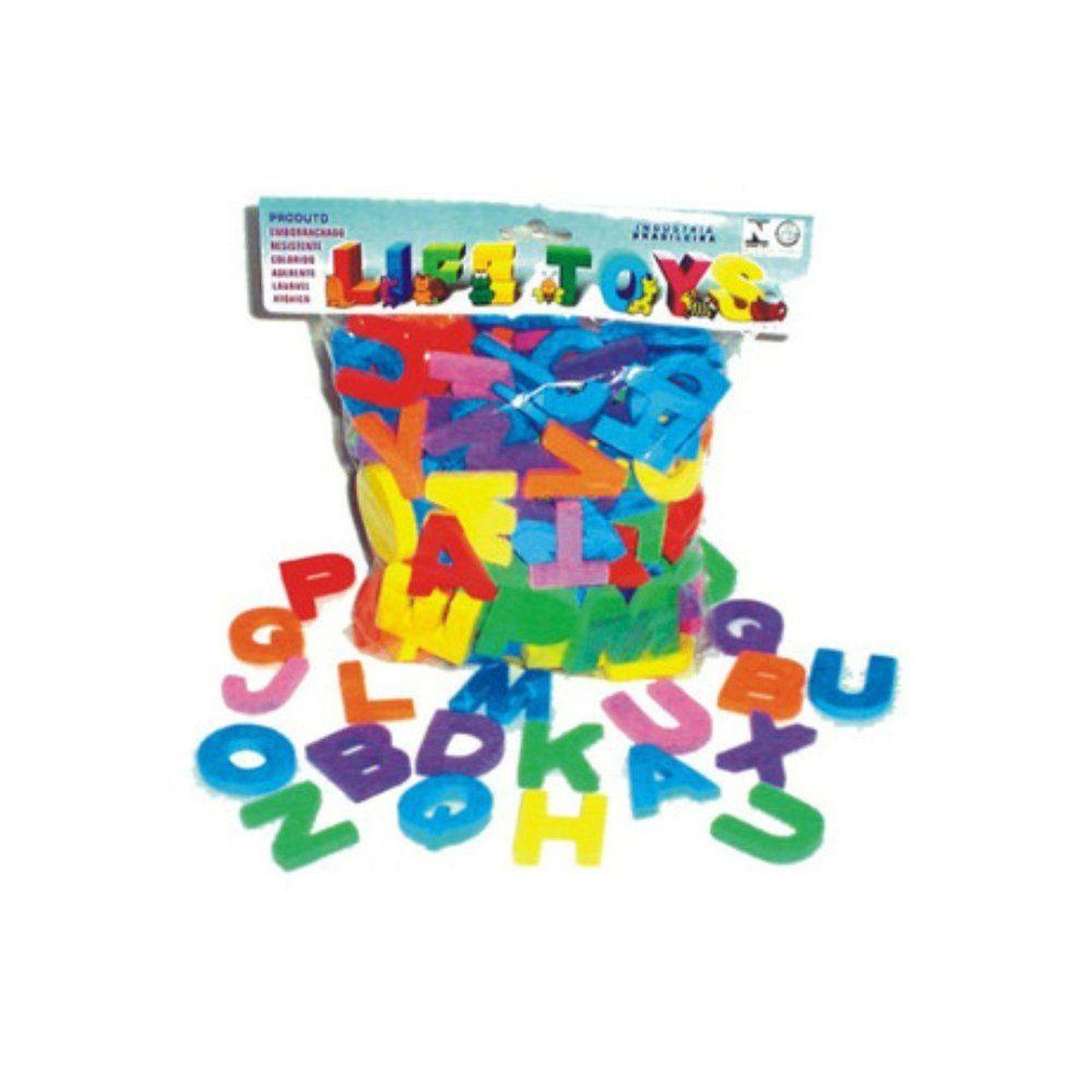 Jogo de Letras Life Toys Mingone